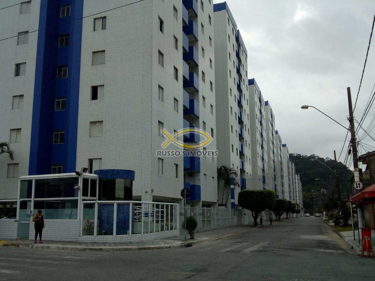 Apartamento com 3 dorms, Canto do Forte, Praia Grande - R$ 250 mil, Cod: 60019045