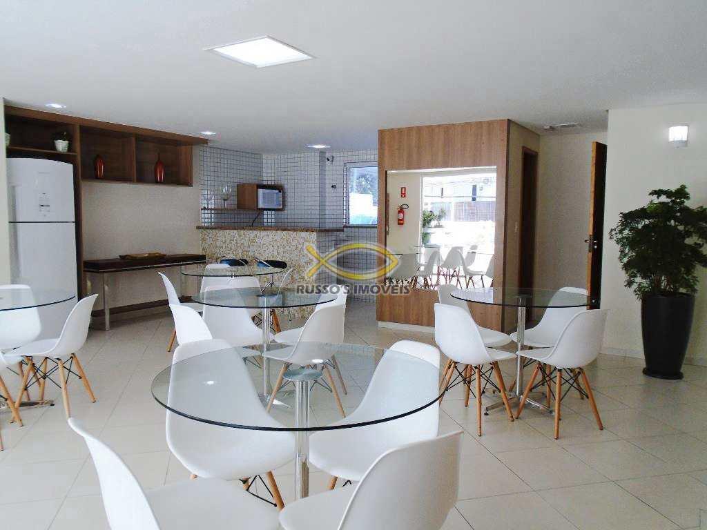 Apartamento com 2 dorms, Guilhermina, Praia Grande - R$ 225 mil, Cod: 60019097