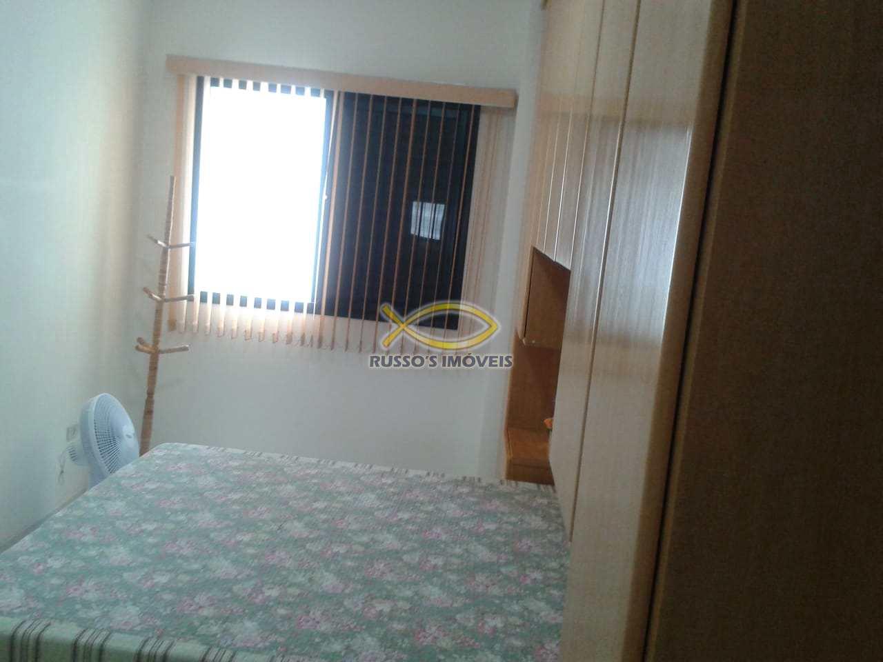 Apartamento com 1 dorm, Ocian, Praia Grande - R$ 180 mil, Cod: 60019118