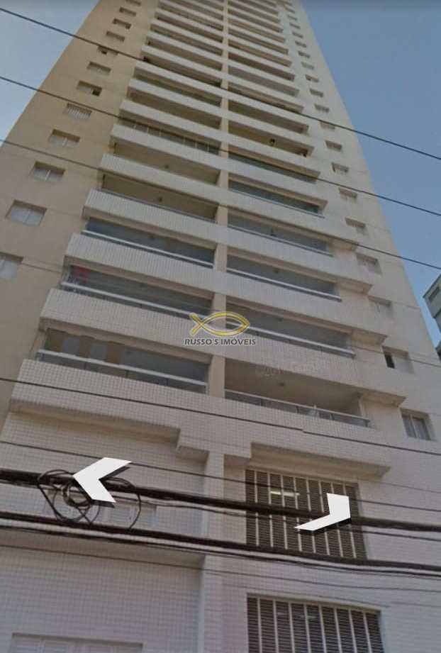 Apartamento com 3 dorms, Centro, São Vicente - R$ 480 mil, Cod: 60019186