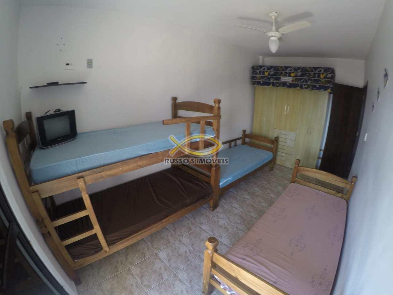 Apartamento com 1 dorm, Maracanã, Praia Grande - R$ 159 mil, Cod: 60019208