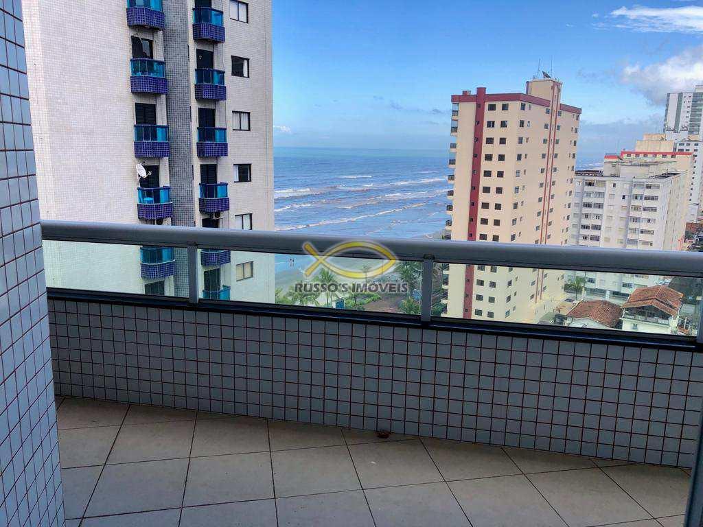Apartamento com 2 dorms, Caiçara, Praia Grande - R$ 400 mil, Cod: 60019303