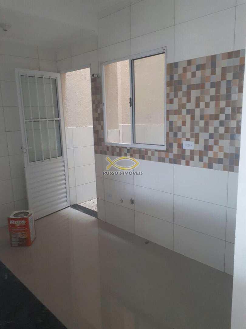 Casa de Condomínio com 2 dorms, Samambaia, Praia Grande - R$ 130 mil, Cod: 60019395