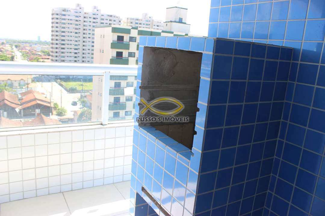Apartamento com 2 dorms, Maracanã, Praia Grande - R$ 320 mil, Cod: 60019556