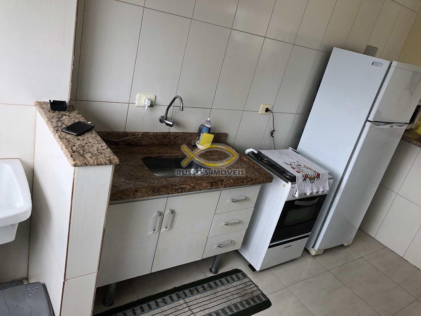 Apartamento com 1 dorm, Boqueirão, Praia Grande - R$ 170 mil, Cod: 60019692