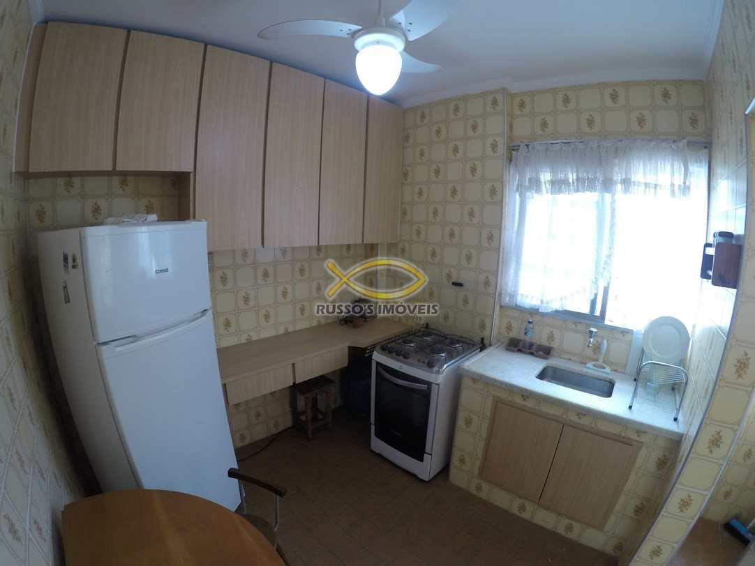 Apartamento com 1 dorm, Guilhermina, Praia Grande - R$ 139 mil, Cod: 60019870