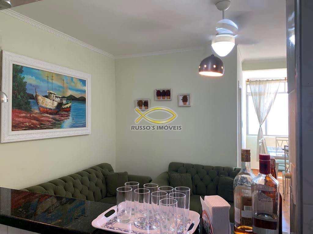 Apartamento com 2 dorms, Ocian, Praia Grande - R$ 230 mil, Cod: 60019917