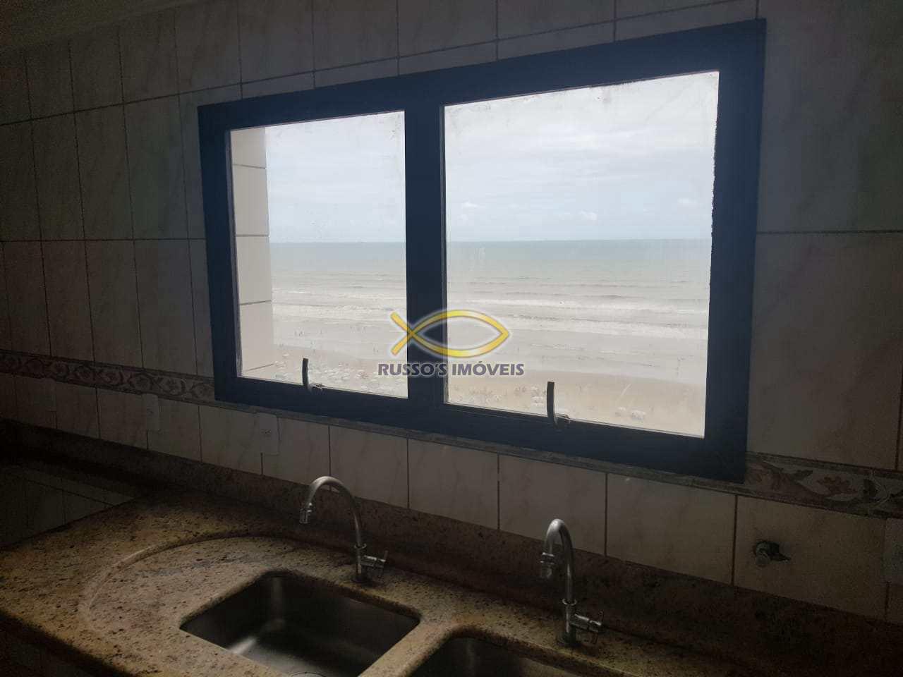 Cobertura com 3 dorms, Mirim, Praia Grande - R$ 400 mil, Cod: 60019944