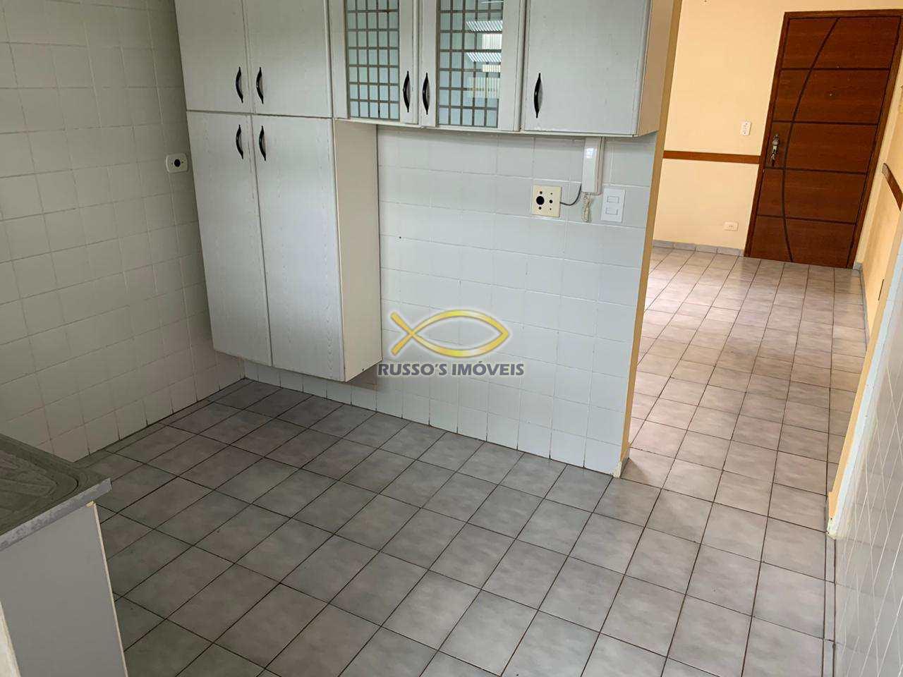 Apartamento com 1 dorm, Guilhermina, Praia Grande - R$ 138 mil, Cod: 60019974