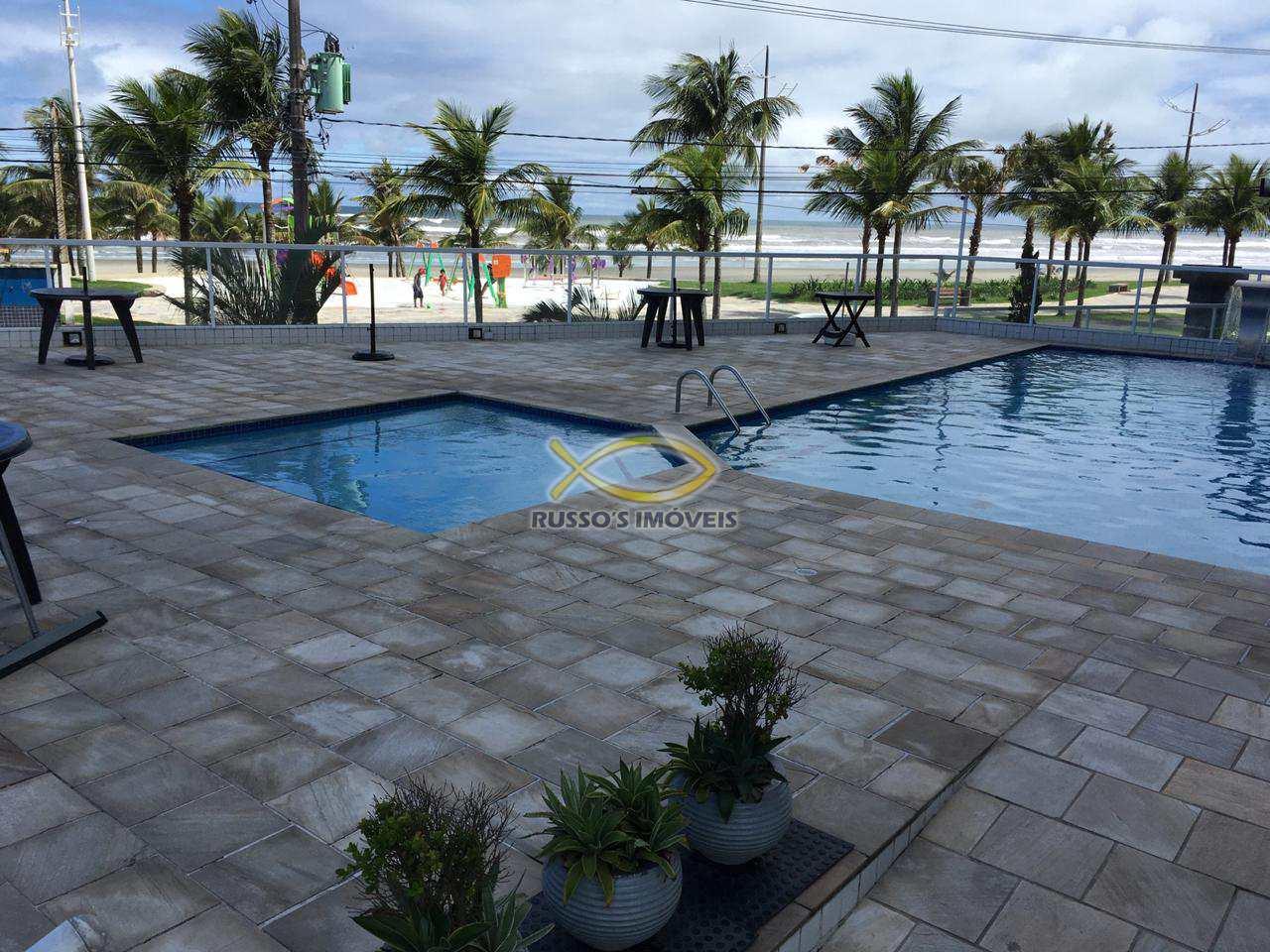 Apartamento com 1 dorm, Mirim, Praia Grande - R$ 200 mil, Cod: 60019980