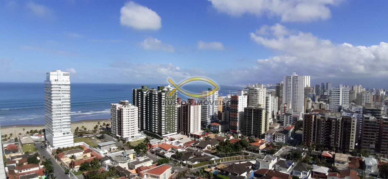 Apartamento com 3 dorms, Canto do Forte, Praia Grande - R$ 820 mil, Cod: 60020340