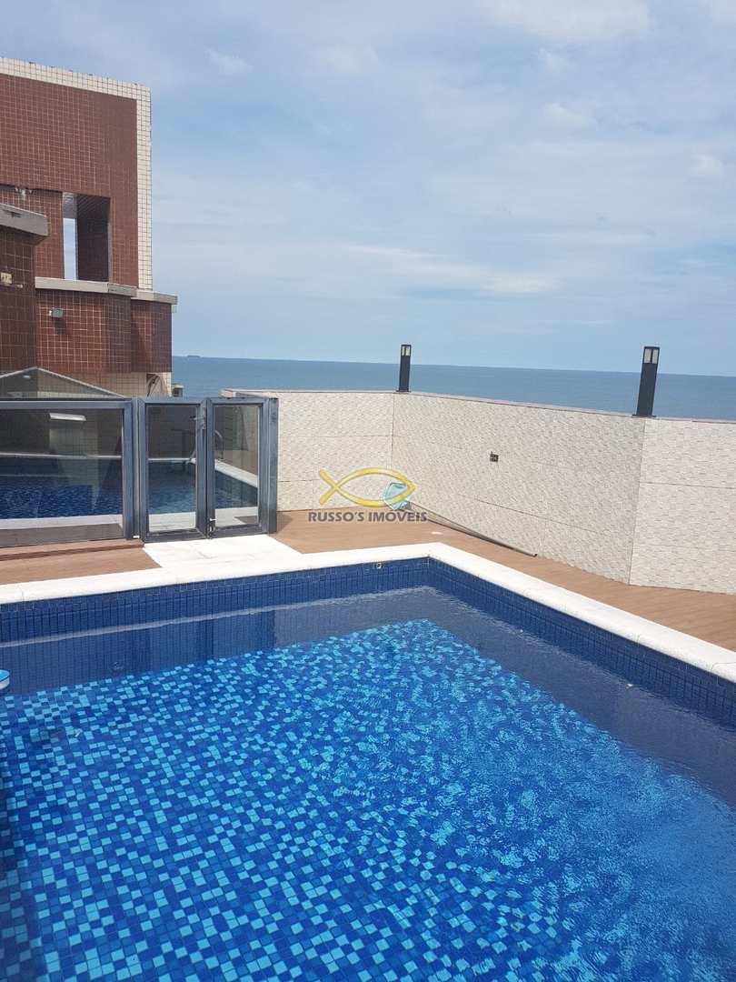 Cobertura com 5 dorms, Aviação, Praia Grande - R$ 2.5 mi, Cod: 60020407