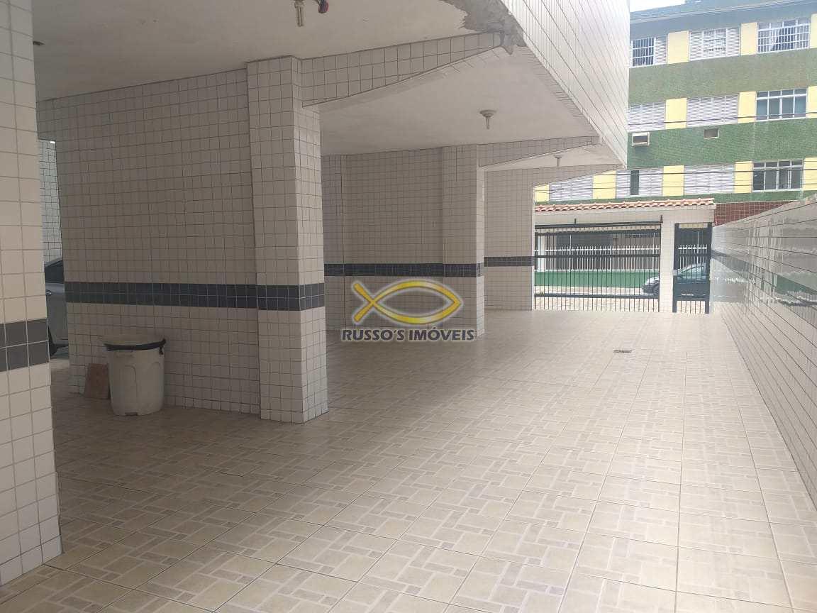Apartamento com 1 dorm, Guilhermina, Praia Grande - R$ 160 mil, Cod: 60020525