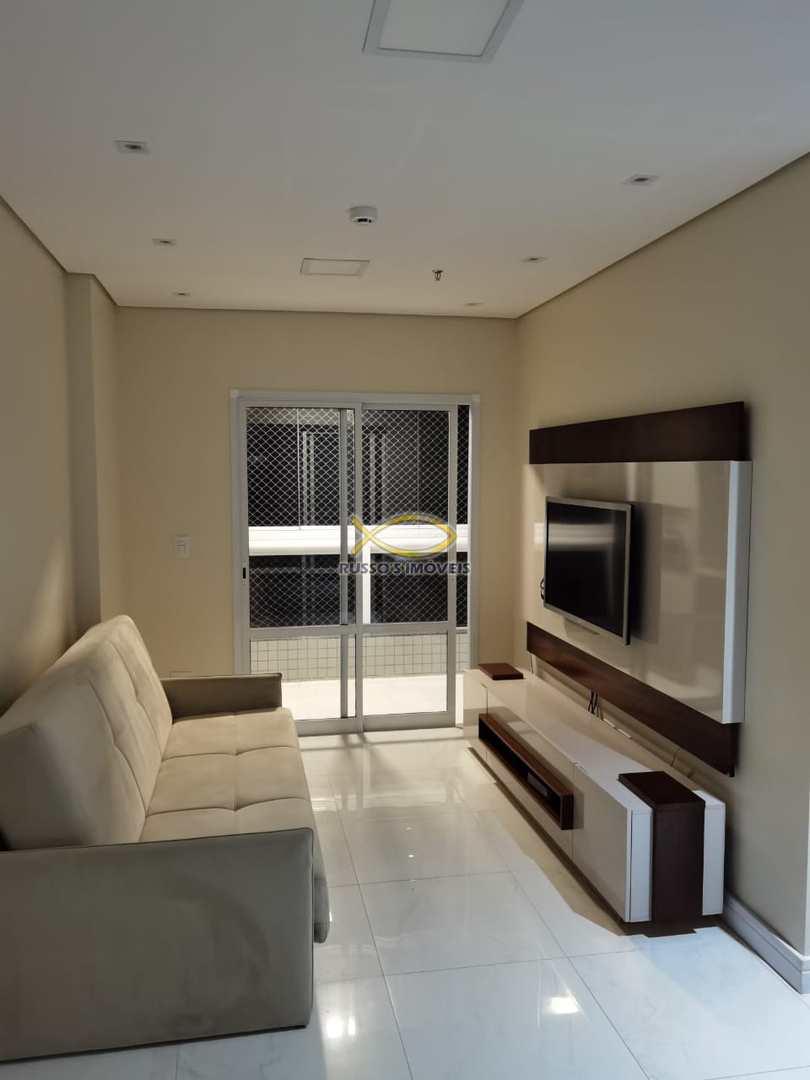 Apartamento com 1 dorm, Boqueirão, Praia Grande - R$ 370 mil, Cod: 60020527