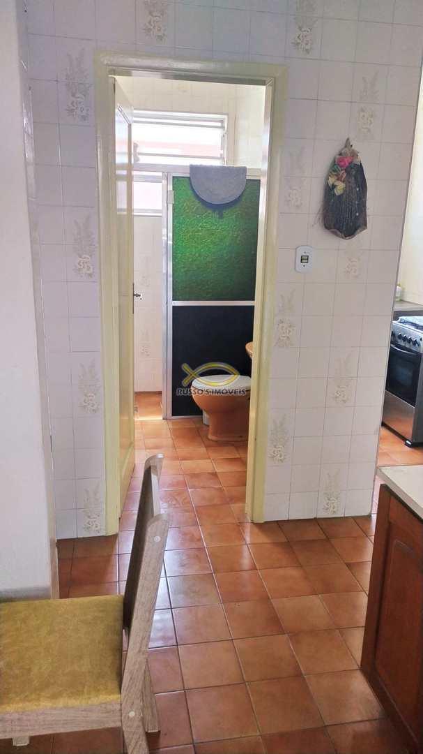Apartamento com 2 dorms, Tupi, Praia Grande - R$ 220 mil, Cod: 60020532