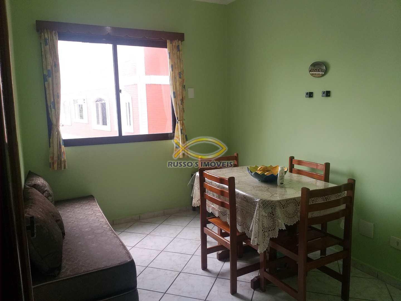 Apartamento com 1 dorm, Aviação, Praia Grande - R$ 180 mil, Cod: 60020533