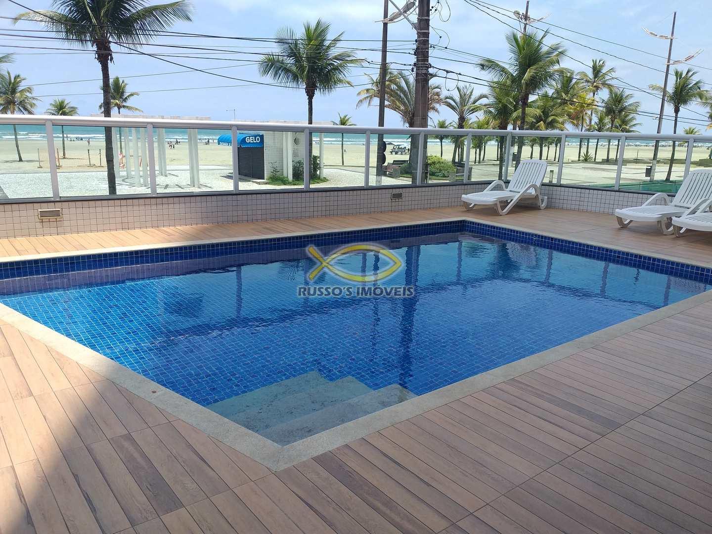 Apartamento com 2 dorms, Guilhermina, Praia Grande - R$ 445 mil, Cod: 60020538