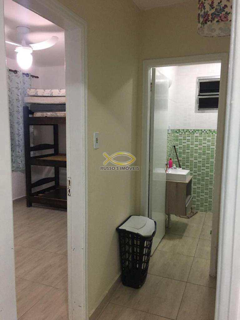 Apartamento com 2 dorms, Flórida, Praia Grande - R$ 210 mil, Cod: 60020554