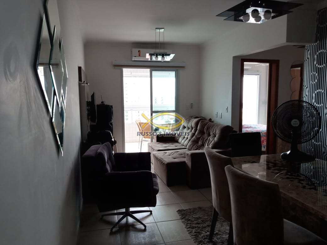 Apartamento com 2 dorms, Guilhermina, Praia Grande - R$ 350 mil, Cod: 60020605