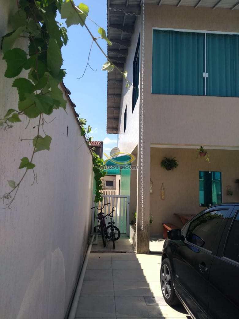 Sobrado com 4 dorms, Sítio do Campo, Praia Grande - R$ 850 mil, Cod: 60020606