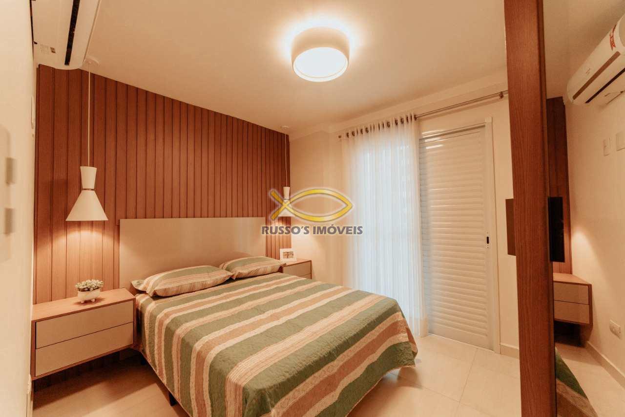 Apartamento com 3 dorms, Caiçara, Praia Grande - R$ 780 mil, Cod: 60020607