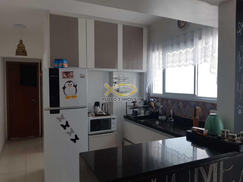 Apartamento com 1 dorm, Guilhermina, Praia Grande - R$ 235 mil, Cod: 60020608