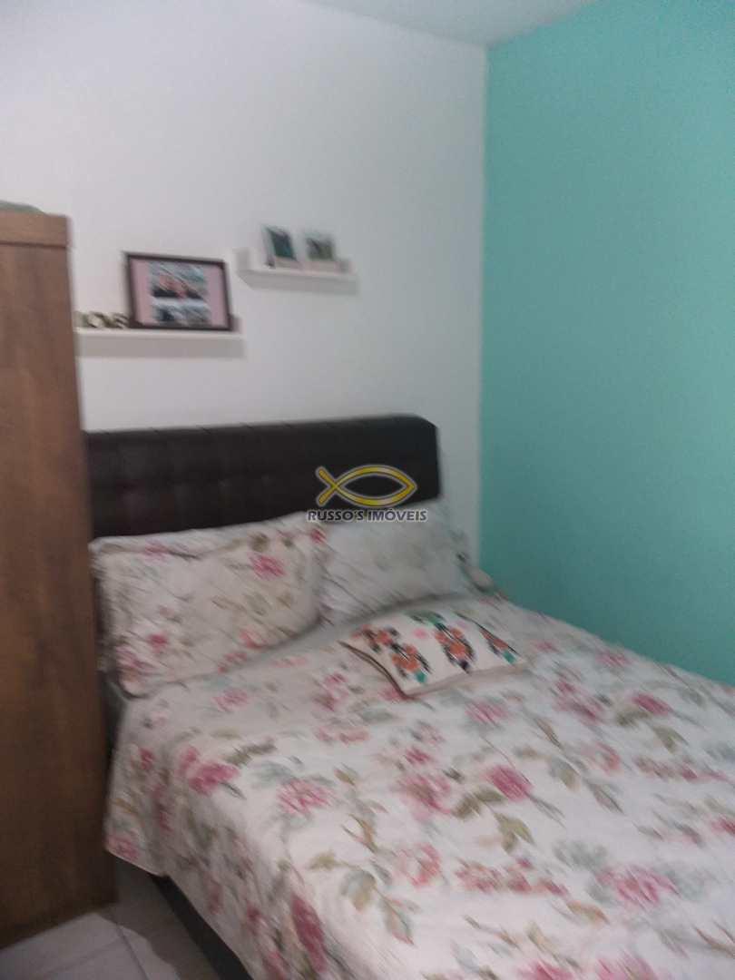 Apartamento com 2 dorms, Parque São Vicente, São Vicente - R$ 175 mil, Cod: 60020623