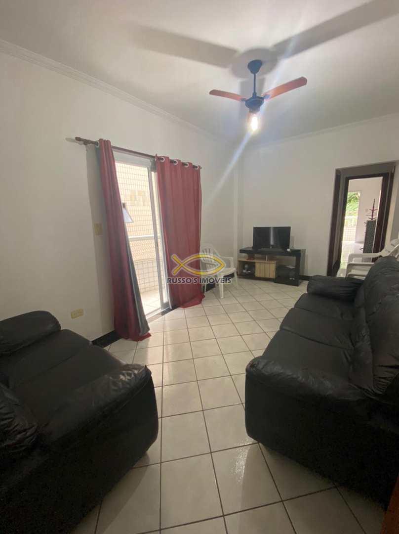 Apartamento com 2 dorms, Guilhermina, Praia Grande - R$ 250 mil, Cod: 60020628