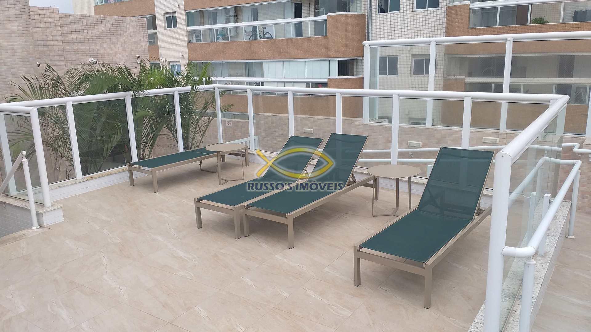 Cobertura com 3 dorms, Aviação, Praia Grande - R$ 1.49 mi, Cod: 60020758