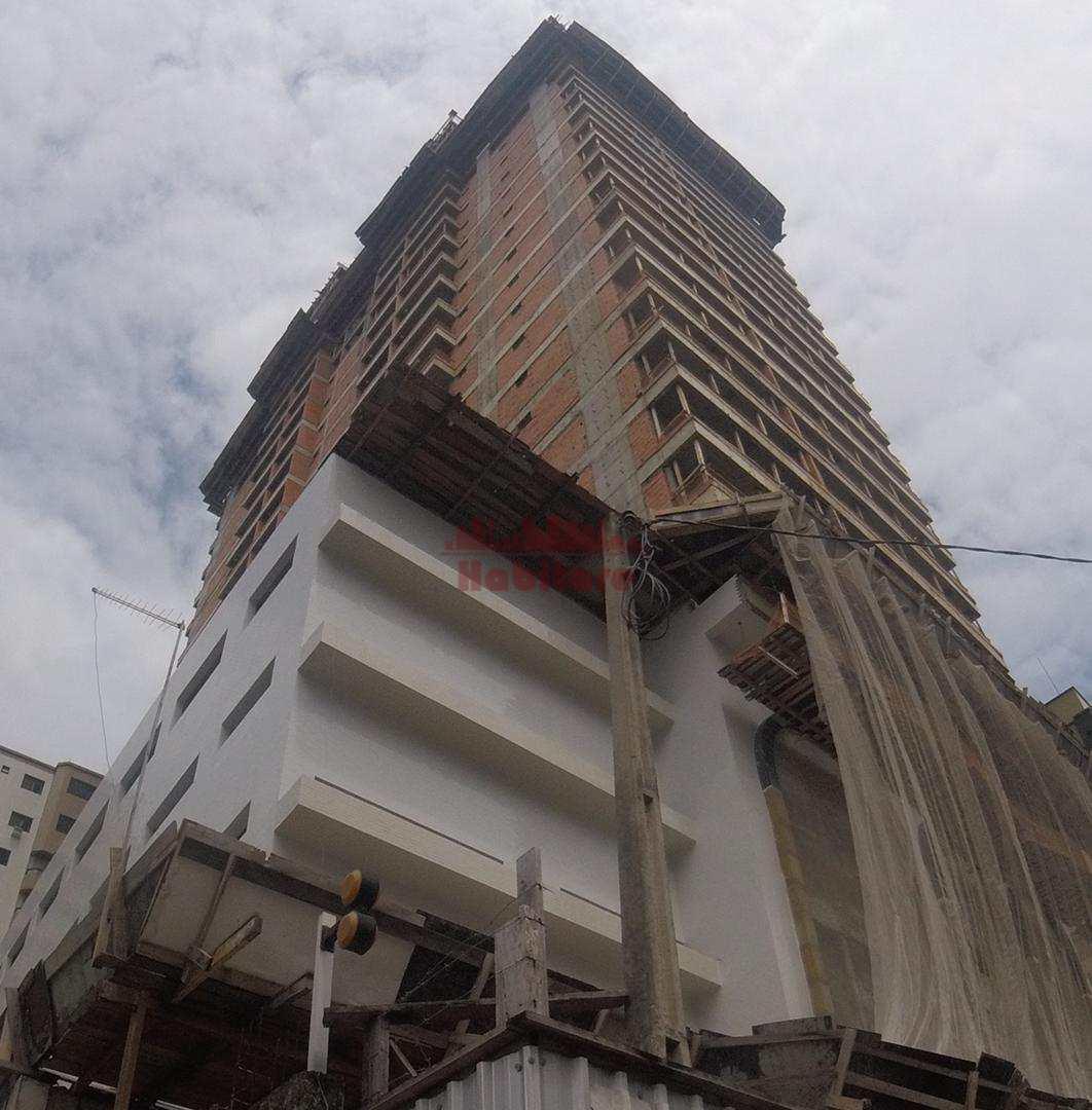 Apartamento com 2 dorms, Canto do Forte, Praia Grande - R$ 445.000,00, 98,44m² - Codigo: 652700