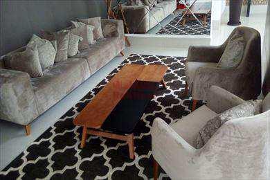 Apartamento com 2 dorms, Guilhermina, Praia Grande - R$ 416 mil, Cod: 359700