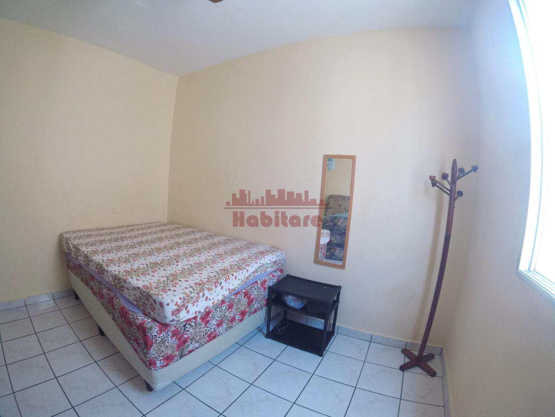 Apartamento 1 dormit. na Guilhermina, prédio FRENTE MAR!