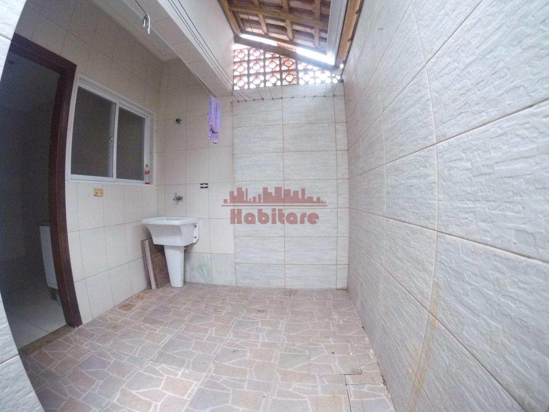 Sobrado com 2 dorms, Sítio do Campo, Praia Grande - R$ 245 mil, Cod: 662661