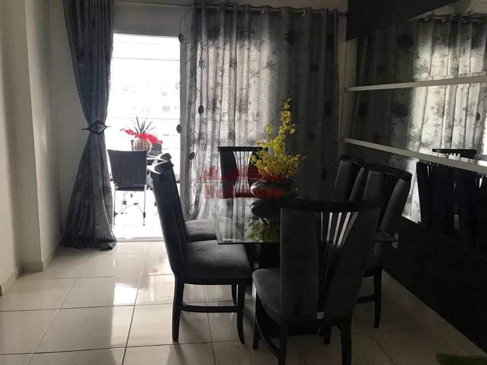 Apartamento com 3 dorms, Canto do Forte, Praia Grande - R$ 520 mil, Cod: 662805