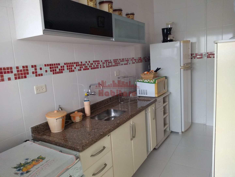 Apartamento com 2 dorms, Guilhermina, Praia Grande - R$ 270 mil, Cod: 662845