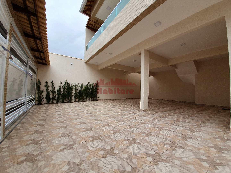Casa de Condomínio com 2 dorms, Caiçara, Praia Grande - R$ 190 mil, Cod: 662889