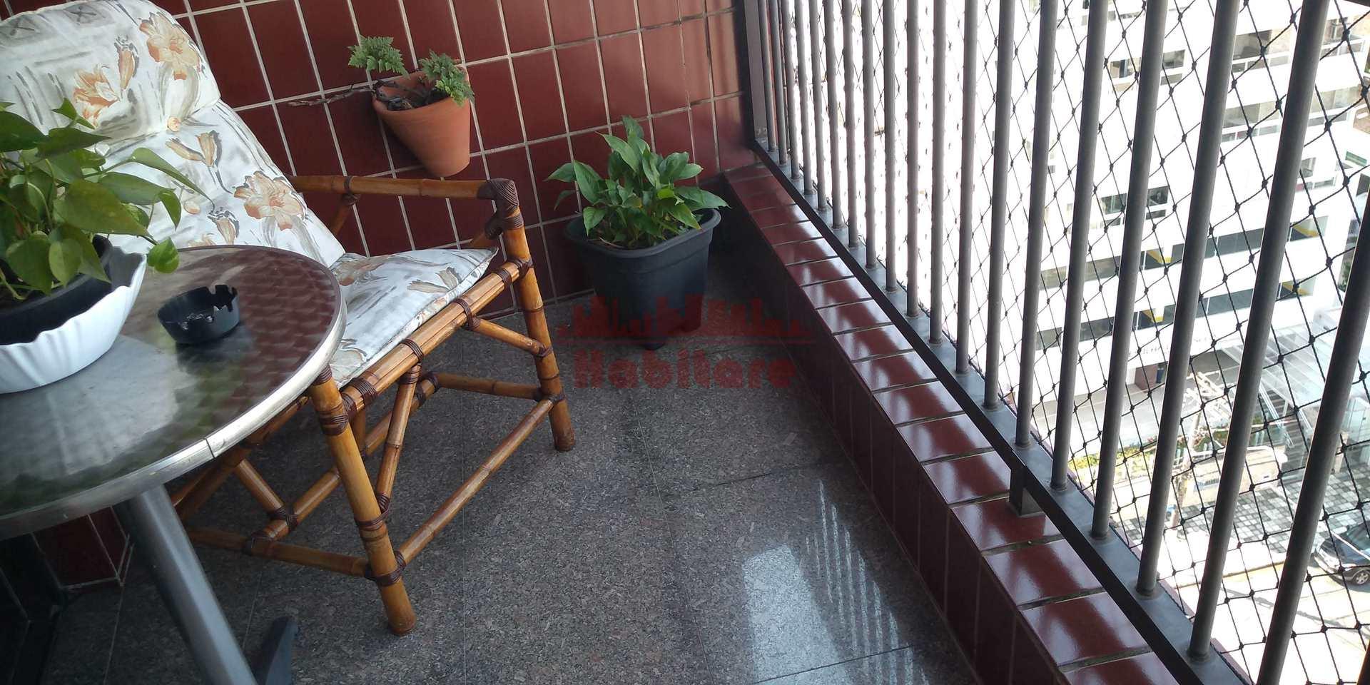 Cobertura com Lazer Privativo, Vila Guilhermina, Ref 663039
