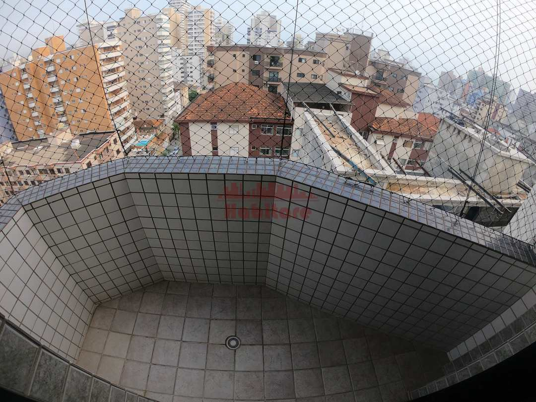 Apartamento com 2 dorms, Canto do Forte, Praia Grande - R$ 330 mil, Cod: 663071