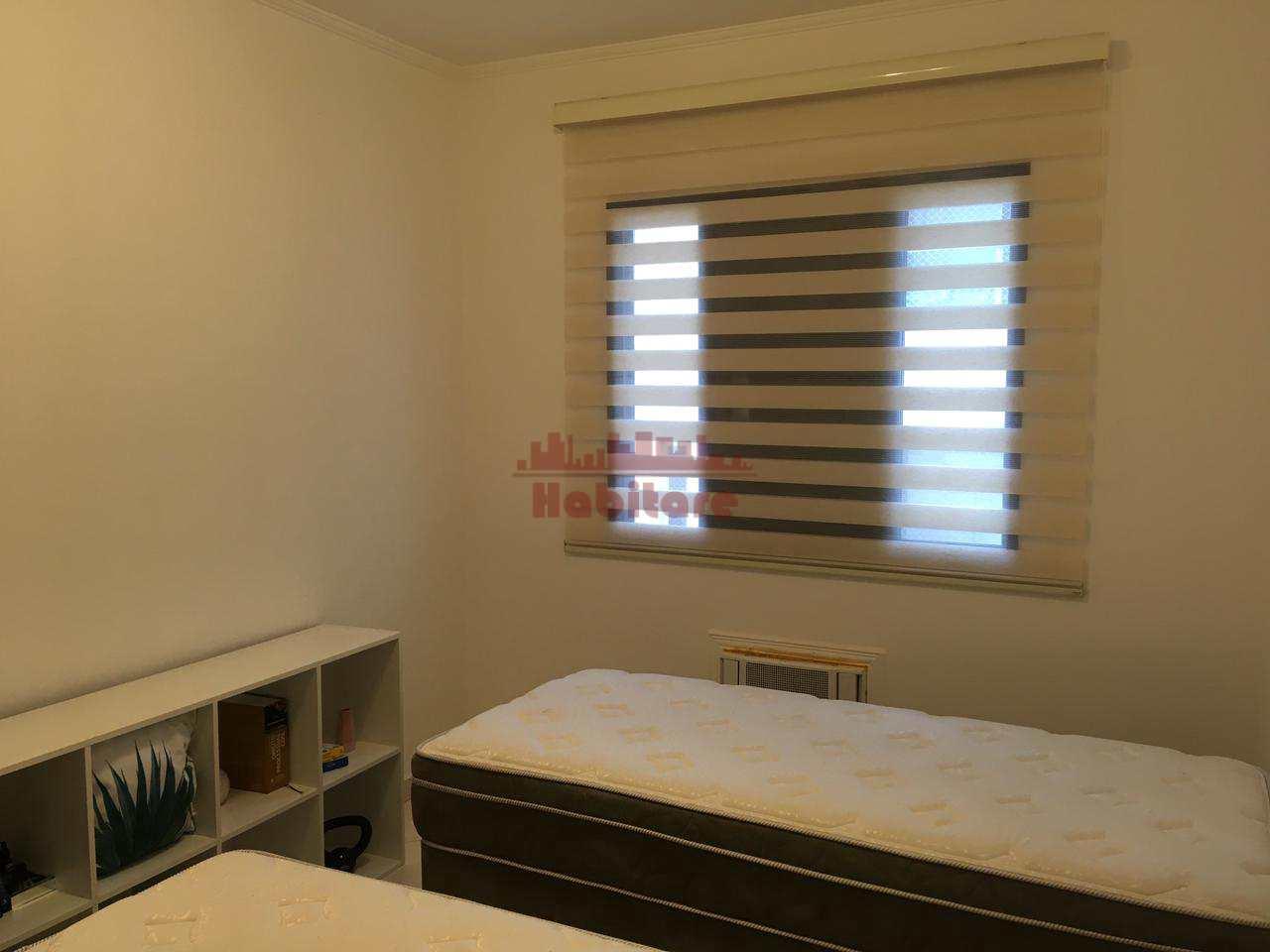 Apartamento com 2 dorms, Canto do Forte, Praia Grande - R$ 410 mil, Cod: 663085