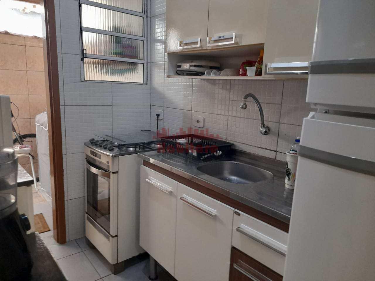 Casa de Condomínio com 2 dorms, Samambaia, Praia Grande - R$ 160 mil, Cod: 663093