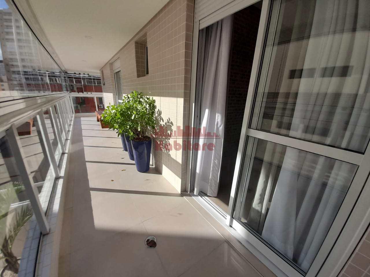 Apartamento com 3 dorms, Canto do Forte, Praia Grande - R$ 954 mil, Cod: 663120