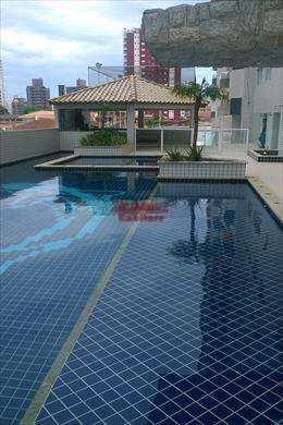 Apartamento com 3 dorms, Canto do Forte, Praia Grande - R$ 800 mil, Cod: 663141