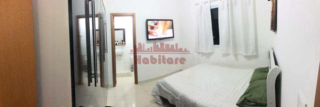 Apartamento com 2 dorms, Guilhermina, Praia Grande - R$ 310 mil, Cod: 663151