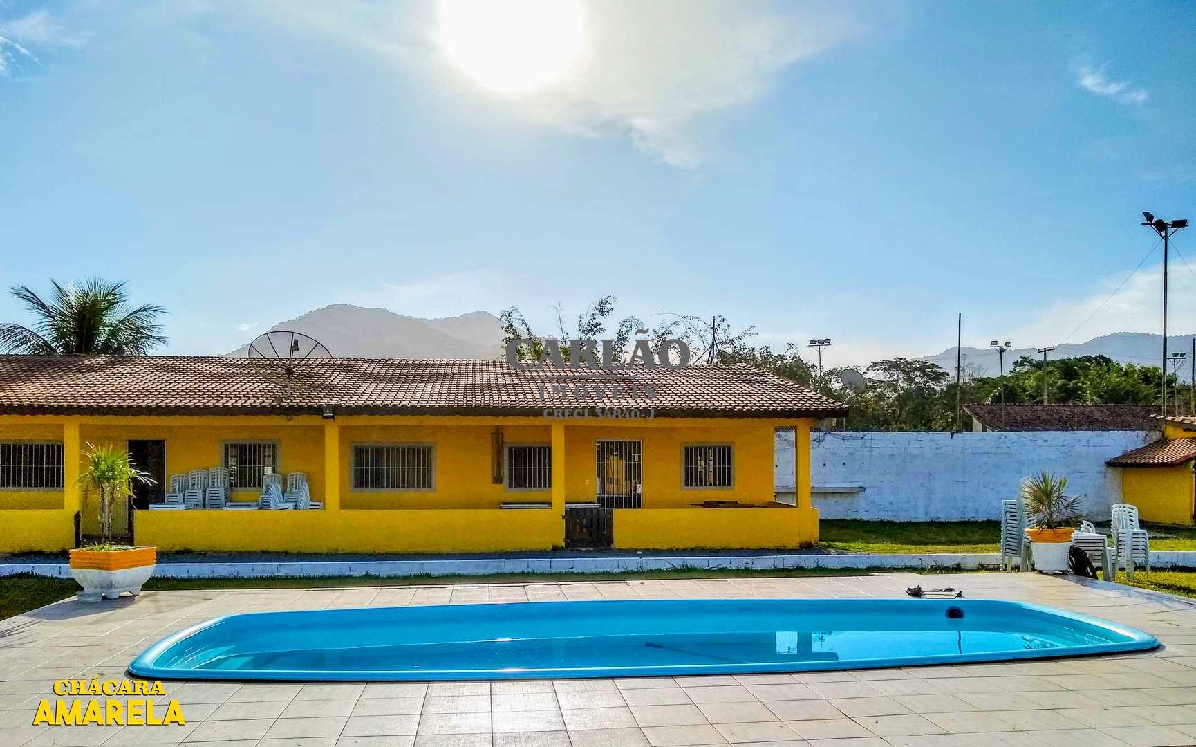 Chácara com 5 dorms, Agenor de Campos, Mongaguá, Cod: 351902