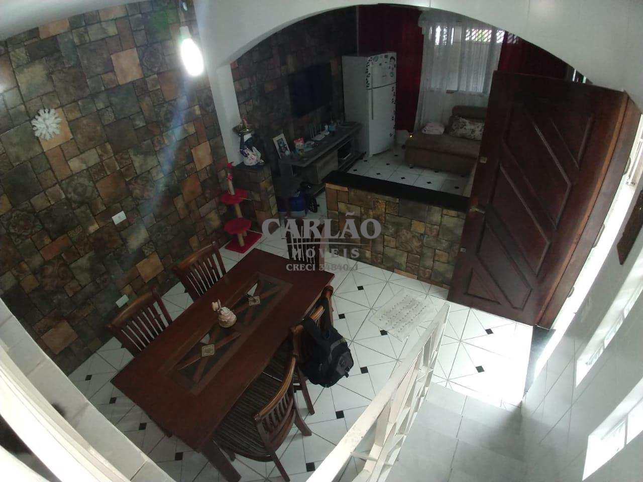 Sobrado  3 dorms,  Jussara,piscina - R$ 320 mil -cod 352205