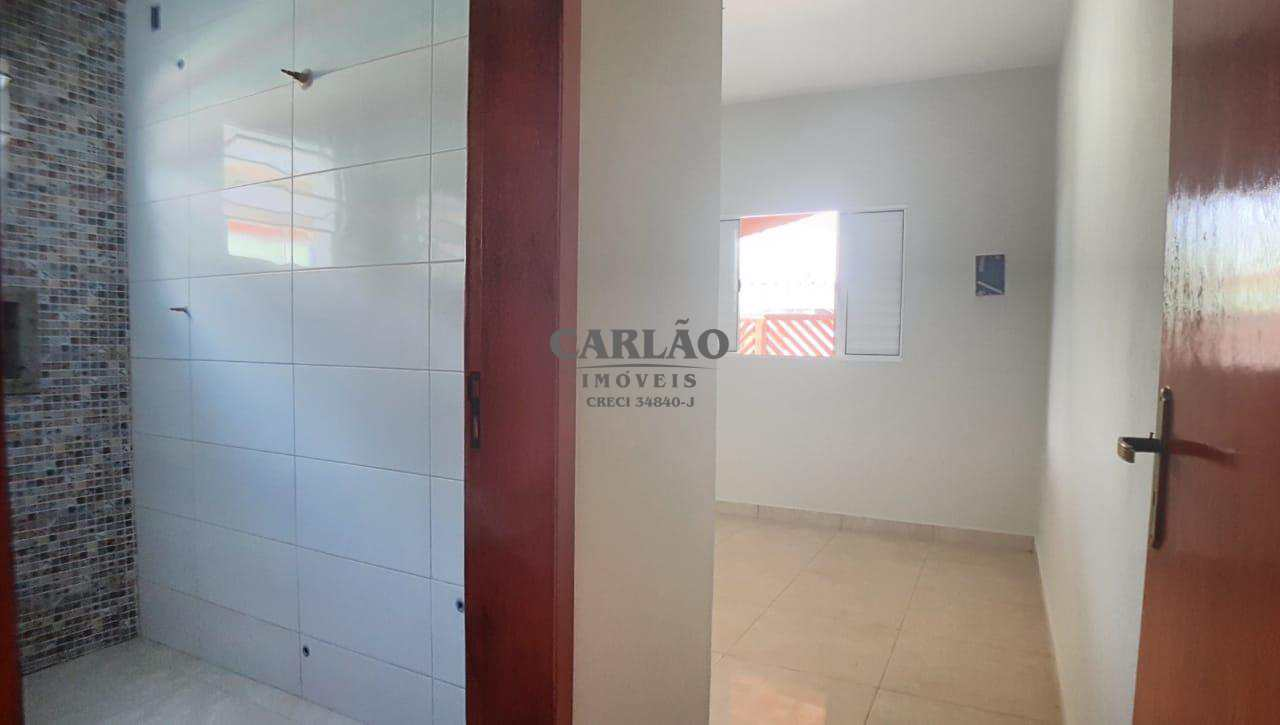 Casa com 2 dorms, Vila Oceanopolis, Mongaguá - R$ 199.000,00, 77,4m² - Codigo: 352214