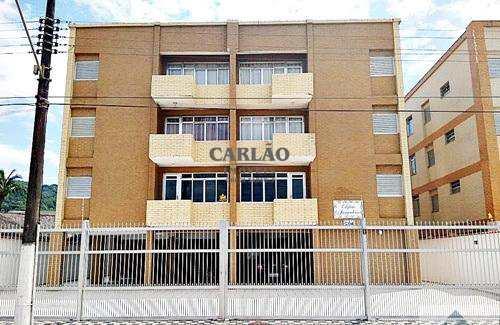 Apartº  2 dorms, Centro, Mongaguá, locação defini. Cod: 352222