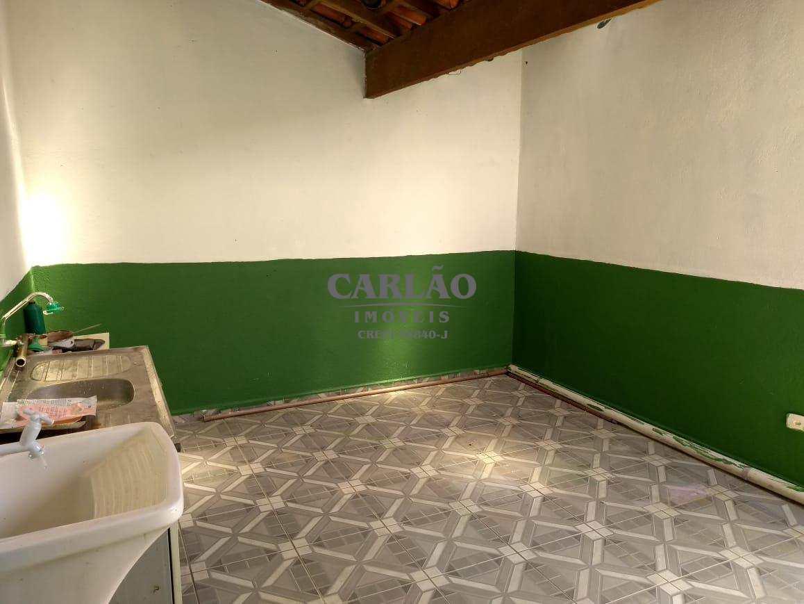 Casa com 2 dorms, Balneário Jussara, Mongaguá - R$ 138 mil, Cod: 352227