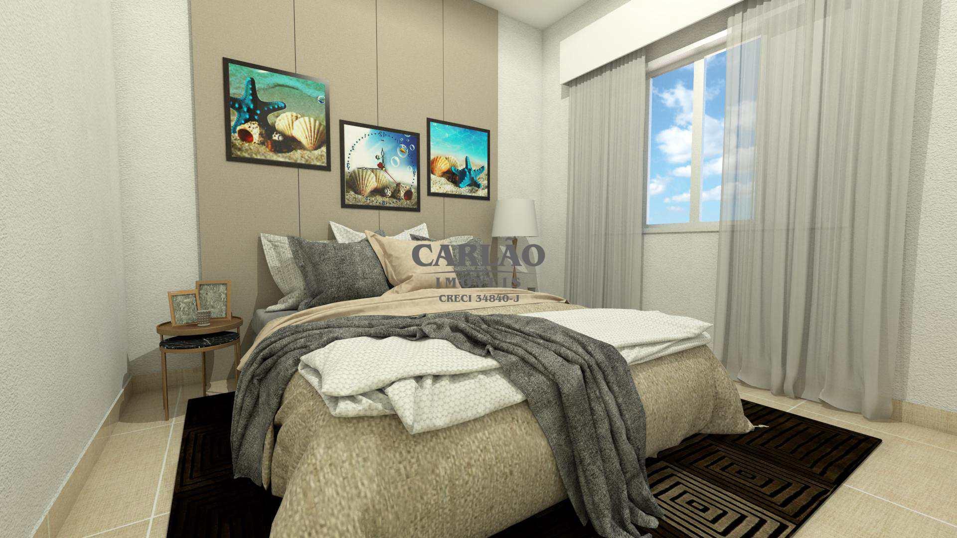 Sobrado de Condomínio com 2 dorms, Belas Artes, Itanhaém - R$ 245 mil, Cod: 352259