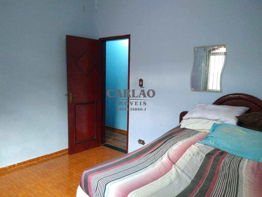Casa com 3 dorms, Balneário Flórida Mirim, Mongaguá - R$ 370 mil, Cod: 352264